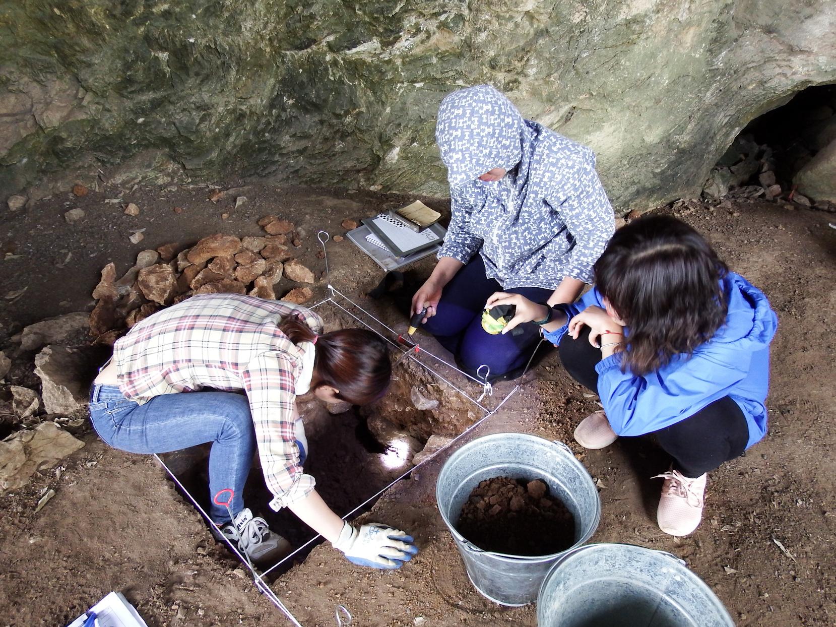 DSCF2760_excavations at Trau Bai Dinh