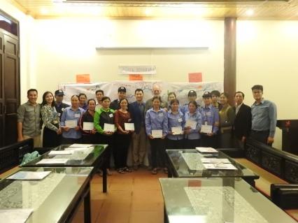 Trang An training course-Photo T.Nadler (10)